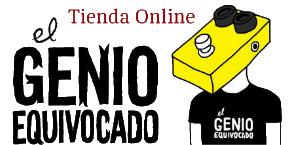 Tienda Online de El Genio Equivocado